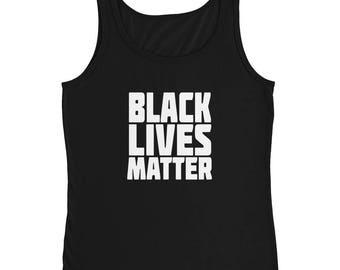 Black Lives Matter Ladies' Tank