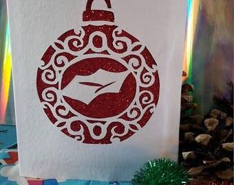 Yule / Christmas Card.