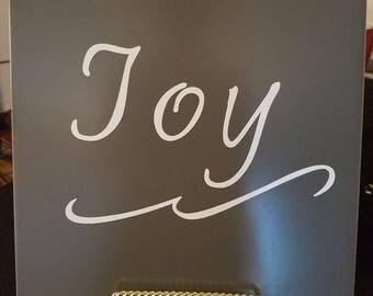 """Styled Tiles """"Joy"""""""