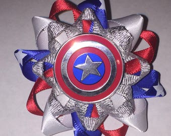 Two Layered Captain America Bow