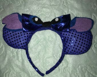 Stitch Minnie Ears