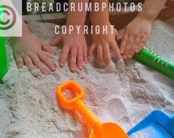 Kids in the Sandbox