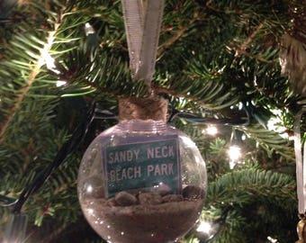 Sandy Neck Beach Ornament