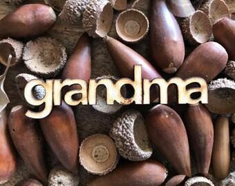 Grandma Milestone Marker for The Milestone Growth Chart Ruler Board