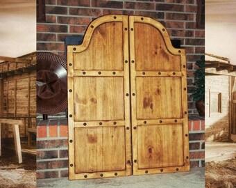 Saloon doors Cafe doors Swinging doors Western doors Pub Doors Rustic & Saloon doors | Etsy Pezcame.Com