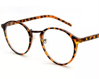 Nerd Transparent Glasses