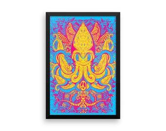 Hippie Octopod