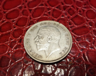 UK / Great Britain Half Crown 1931, George V - Silver Very nice coin
