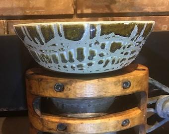 Stoneware, Pottery, Bowl, Handmade, PNW, Ceramics