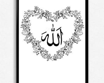 Love Allah Poster