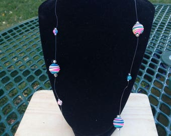 Funky Illusion Necklace