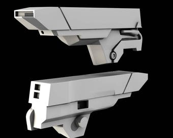 Star Wars Rogue one Death Trooper Spectra sensor 3D print model