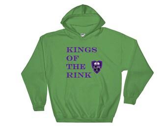 Kings Of The Rink LA Kings Hockey Hooded Sweatshirt