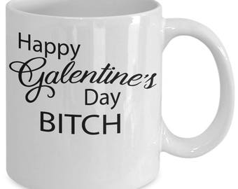Unbiological Sister Mug - Valentine Galentine Day - Best Friend Gift - BFF Tribe Soul Friends Sorority - Coffee Tea White Ceramic 11oz Mug