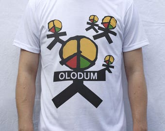 Olodum T Shirt Design, They Don't Care About Us