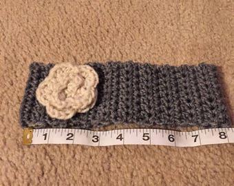 Crochet Youth Headband