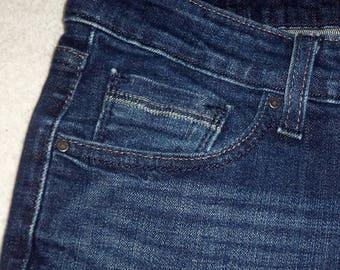 Vintage Levi's Mid Rise Skinny size 8 M  31 x 30 women's jeans     #25