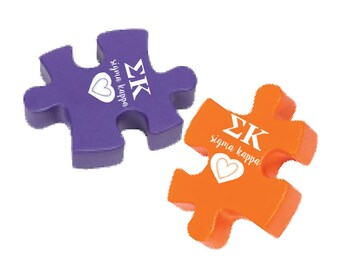 Sigma Kappa Stress Reliever Puzzle