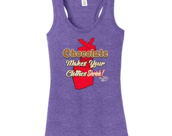 Chocolate Clothing Clothes Shrink