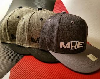 MHE Logo Snapback Hat