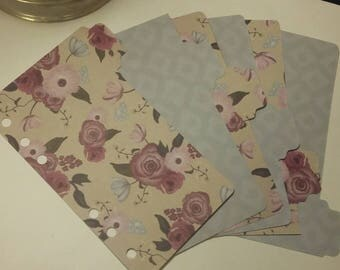Planner Dividers - Personal Size