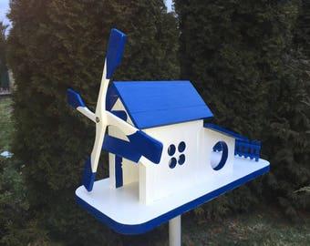 Bird house - handmade. Exclusive bird house