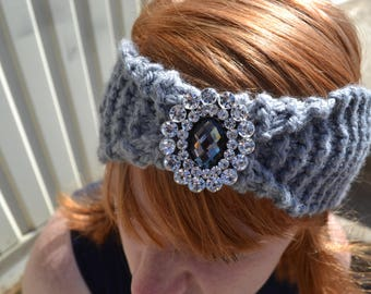"Headband ""Crazy from the roaring twenties"""