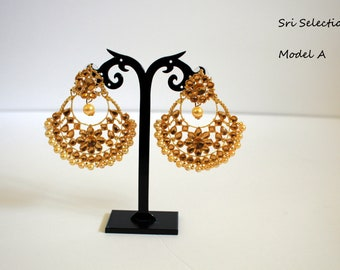 Indian Kundan Jewelery/Artificial Jewelery/Bollywood Fancy Jewelery - A102