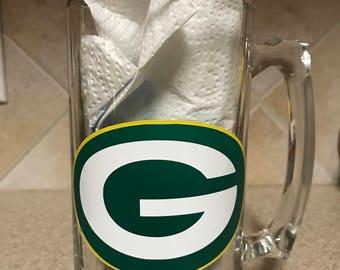 NFL Beer Mugs