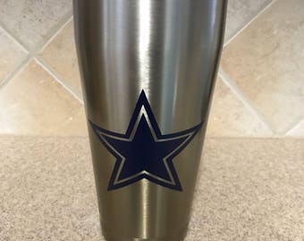 Dallas Cowboys NFL, Tumbler