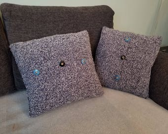 Custom Wool Pillow Covers
