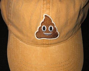 Poo emoji hat