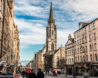 Edinburgh - The Tron