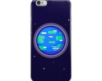 iPhone 2D  Case ( EARTH ) Vector art :3