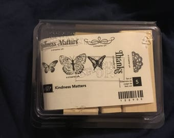 Stampin up kindness matters