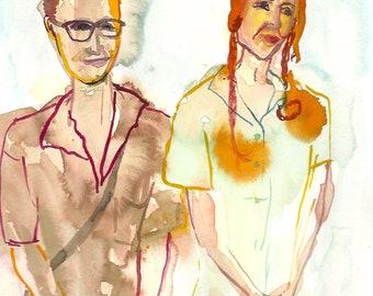 Mallory & Blackeye Susan