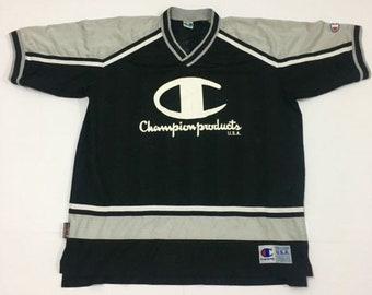 Vintage 90s Champion Net jersey