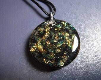 Orgonite Pendant Necklace
