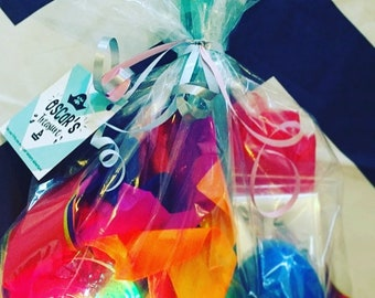 6 Item Super Sensory Bundle - New Baby/Baby Gift/Baby Shower/Treasure