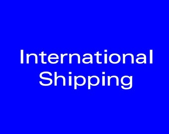 International Shipping to EU