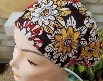 Euro Close New Rosalinda Medical Surgical Scrub Hat Vet Nurse Chemo