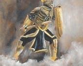 Die Rüstung des Gottes