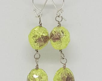 Sunshine Bubbles Earrings