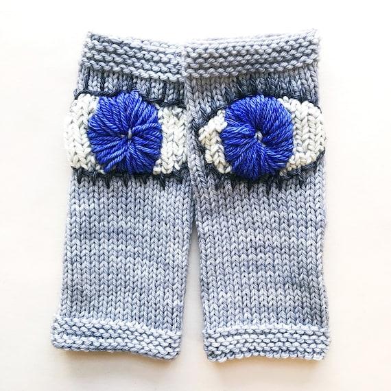 EVIL EYE Gloves - yarn kit for March for Our Lives