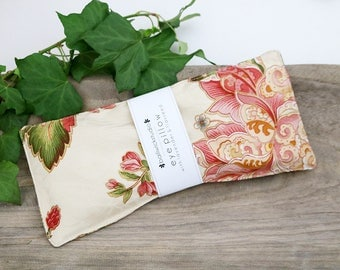 Lavender/Flaxseed Eye Pillow, Stress Relief, Relaxation Gift