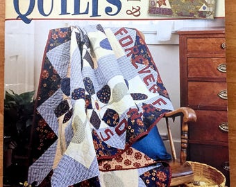 QUILT BOOK ~ Friend to Friend Quilts & More Leisure Arts Pat Sloan 12 Quilting Projects