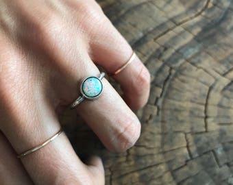 Opalite Aurora Ring