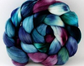 December - Fiber Color of the Month - Favorite Blanket Scarf