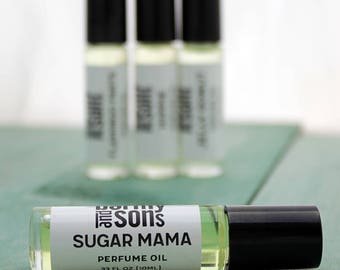 Sugar Mama Perfume Oil