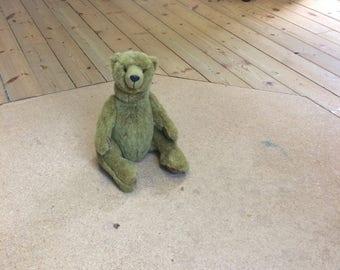 Nicholas -  one of a kind handmade mohair teddy bear, 17 inches, by BigFeetBears